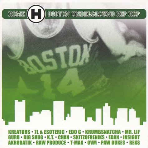 V.A. - Home: Boston Underground Hip Hop