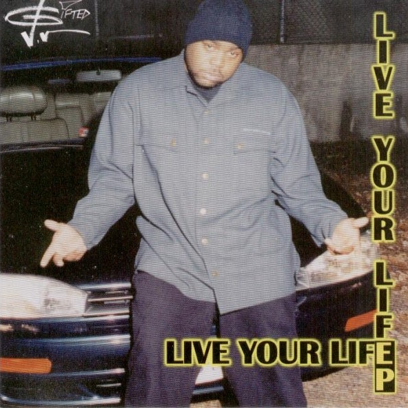 J-Gifted - Live Your Life EP