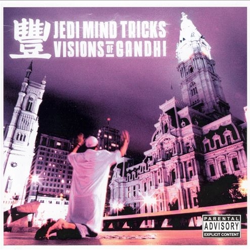 Jedi Mind Tricks - Visions Of Gandhi