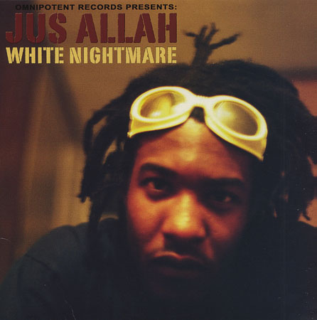 Jus Allah - White Nightmare / Reign Of The Lord