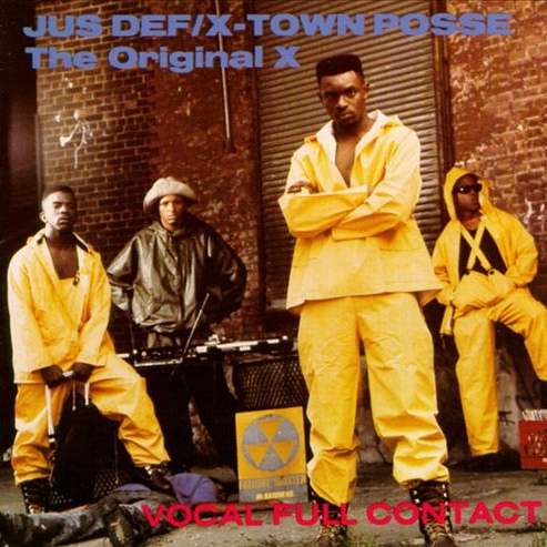 Jus Def / X-Town Posse - Vocal Full Contact