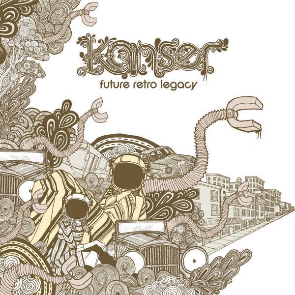Kanser - Future Retro Legacy