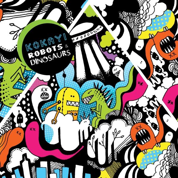 Kokayi - Robots & Dinosaurs
