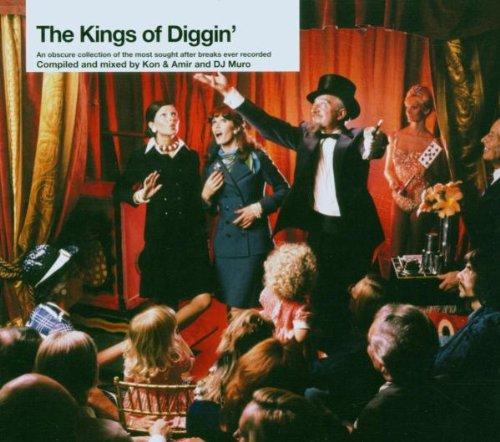 Kon, Amir & DJ Muro - The Kings Of Diggin'Kon, Amir & DJ Muro - The Kings Of Diggin'