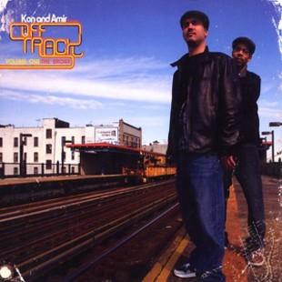 Kon & Amir - Off Track Vol. 1 (The Bronx)