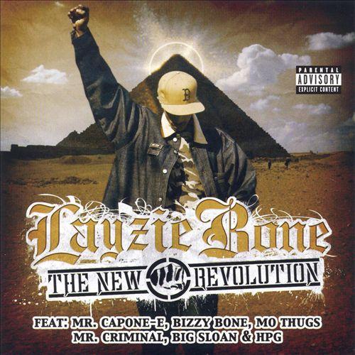 Layzie Bone - The New Revolution