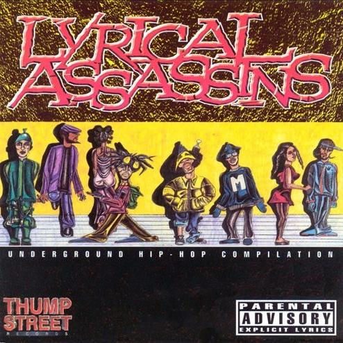 V.A. - Lyrical Assassins (Underground Hip-Hop Compilation)
