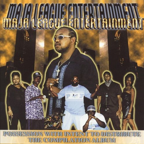 Maja League Entertainment - Possession With Intent To Distribute