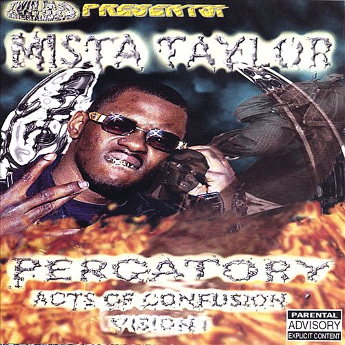 Mista Taylor - Pergatory: Acts Of Confusion Vision 1