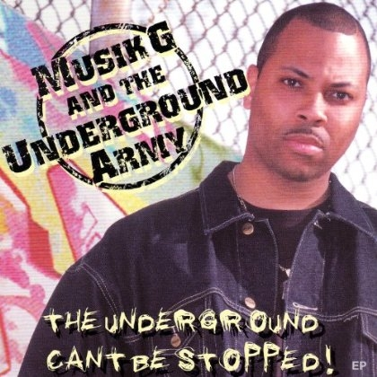 The Underground Can't Be Stopped! EP (2003)