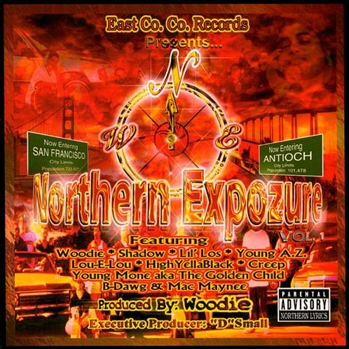 East Co. Co. Records - presents... Northern Expozure Vol. 1
