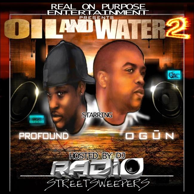 Ogun & Profound - Oil And Water 2
