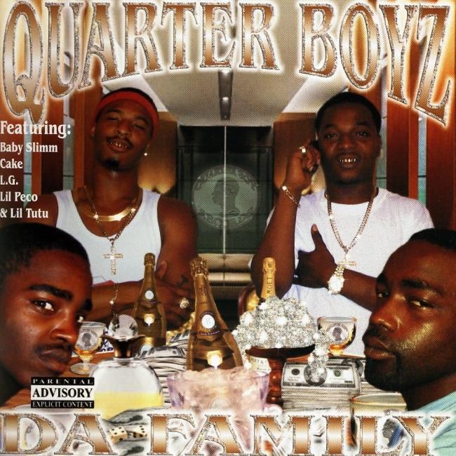 Quarter Boyz - Da Family