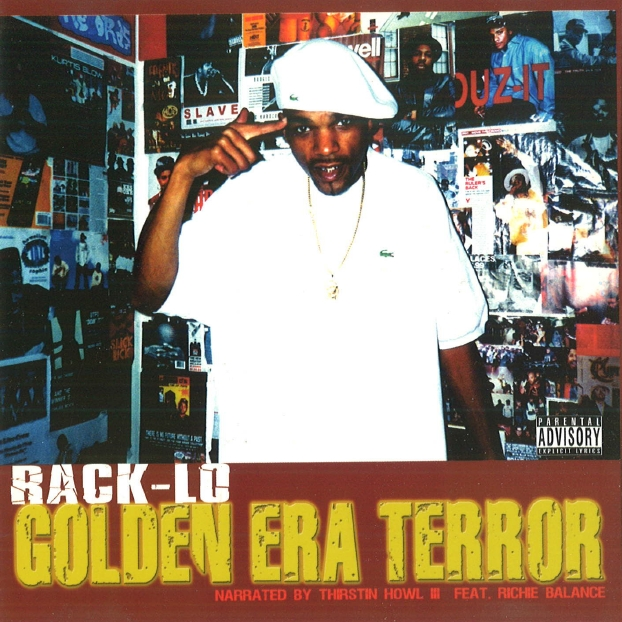 Rack-Lo - Golden Era Terror