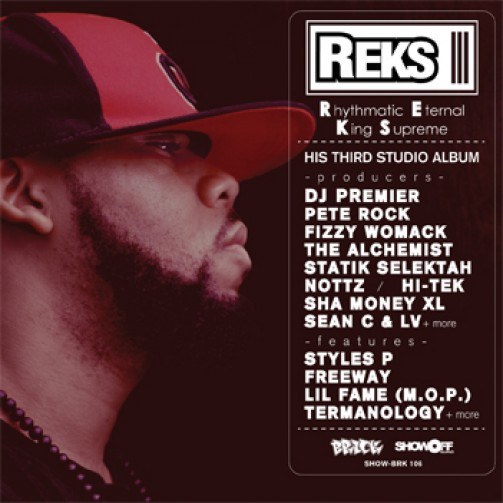 Reks - R.E.K.S. (Rhythmatic Eternal King Supreme)