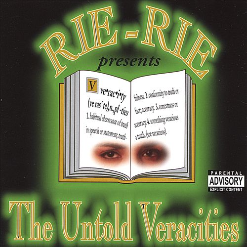 Rie-Rie - The Untold Veracities