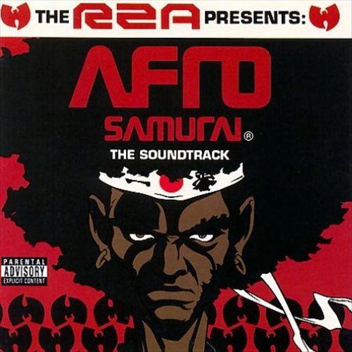RZA - presents... Afro Samurai The Soundtrack