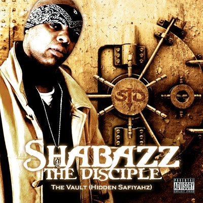 Shabazz The Disciple - The Vault (Hidden Safiyahz)