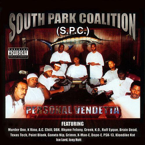 South Park Coalition - Personal Vendetta (2002)
