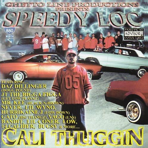 Speedy Loc - Cali Thuggin