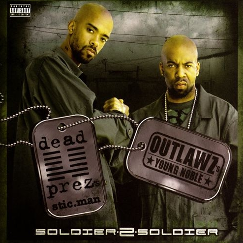 stic.man & Young Noble - Soldier 2 Soldier