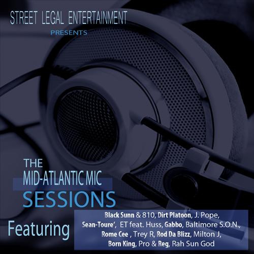 Street Legal Entertainment - presents: The Mid-Atlantic Mic Sessions