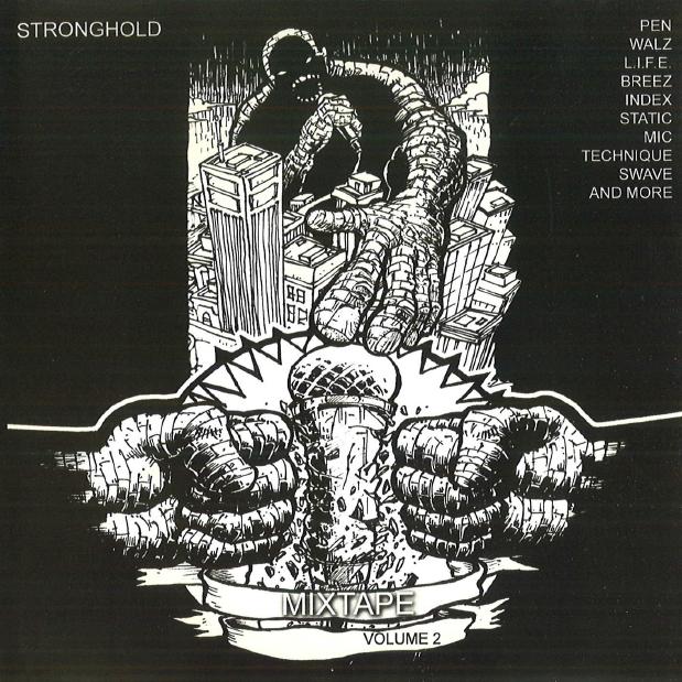 Stronghold - Mixtape Volume 2