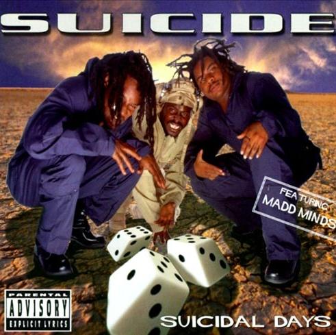 Suicide - Suicidal Days