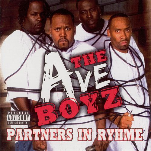 The Ave Boyz - Partners In Rhyme