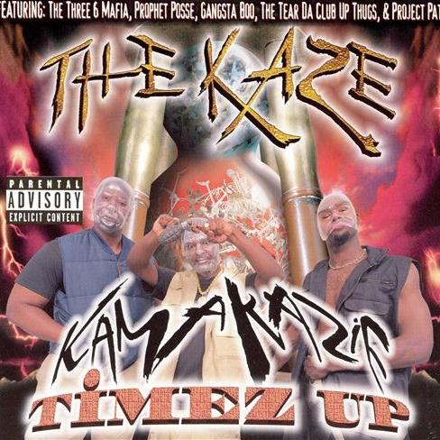 The Kaze - Kamakazie Timez Up