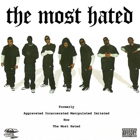 The Most Hated - S/T