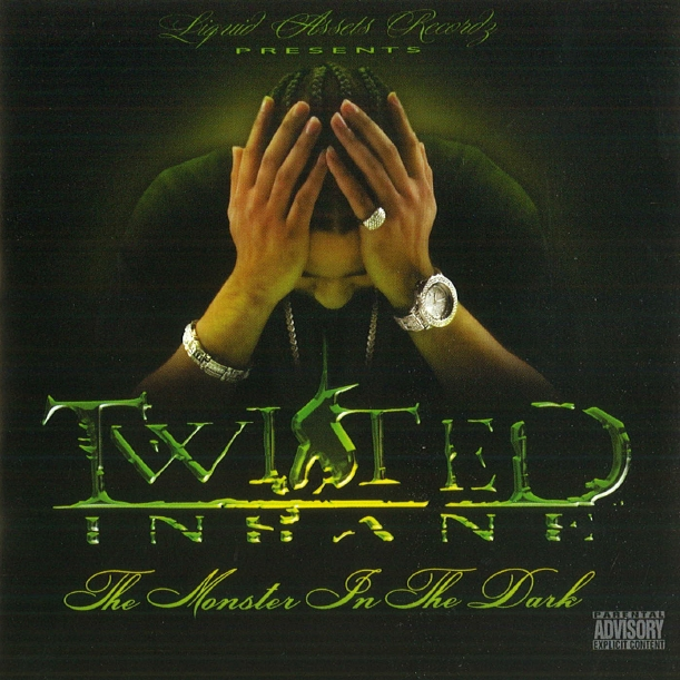 Twisted Insane - The Monster In The Dark