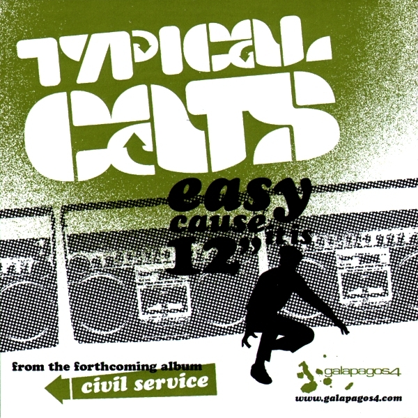 Typical Cats ‎– Easy Cause It Is