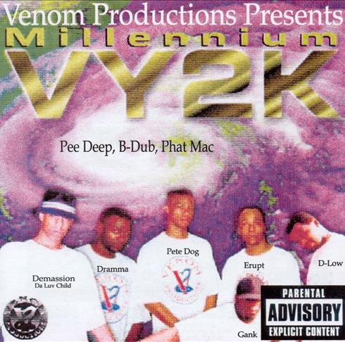 Venom Productions - presents: Millennium VY2K