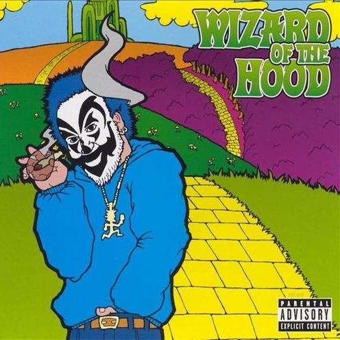 Violent J - Wizard Of The Hood