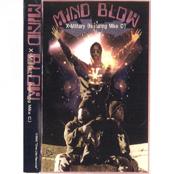 X-Military - Mind Blow / Slippin'