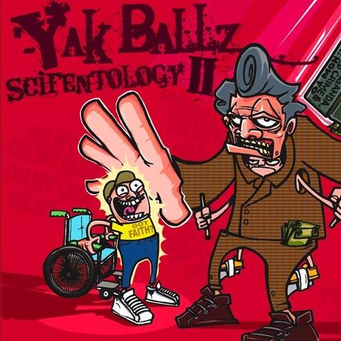 Yak Ballz - Scifentology II