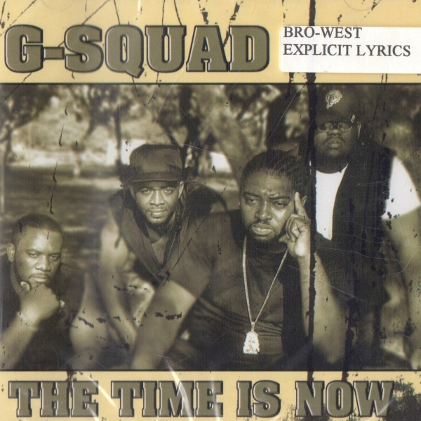 G-Squad - The Time Is Now