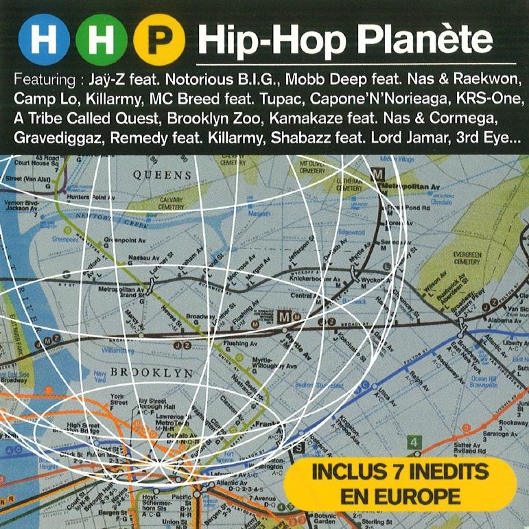 V.A. - Hip-Hop Planète