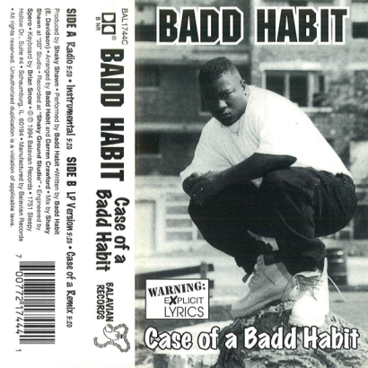 Badd Habit – Case Of A Badd Habit