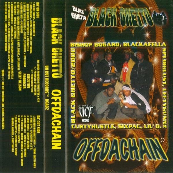 Black Ghetto - Offdachain