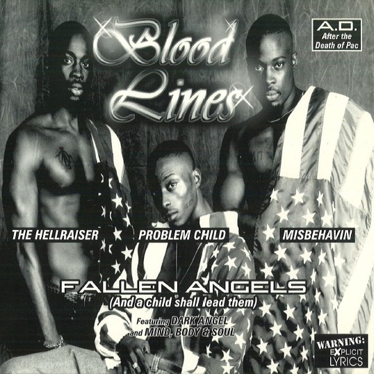 Blood Lines - Fallen Angels (And A Child Shall Lead Them)