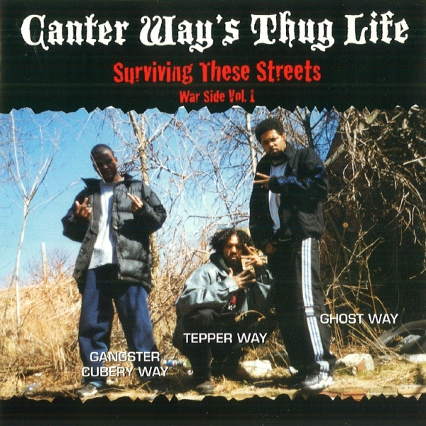 Canter Way's Thug Life - Surviving These Streets: War Side Vol. 1