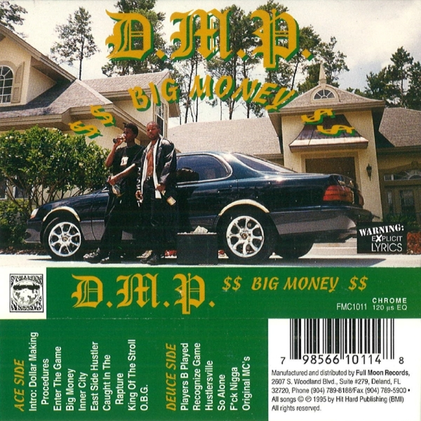 D.M.P. - Big Money