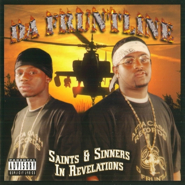 Da Fruntline - Saints & Sinners In Revelations