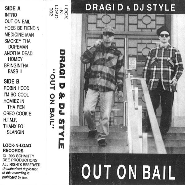 Dragi D & DJ Style - Out On Bail