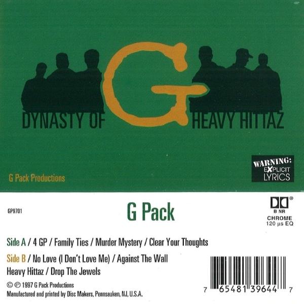 G Pack - Dynasty Of Heavy Hittaz
