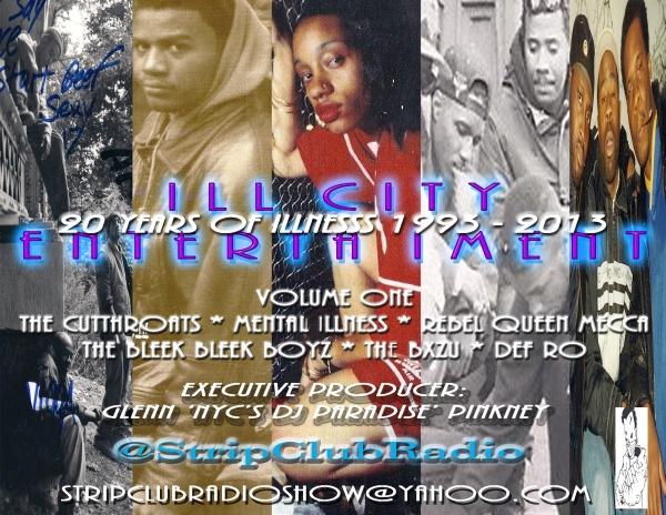 Ill City Entertainment - 20 Years Of Illness: 1993 - 2013 (Volume One)
