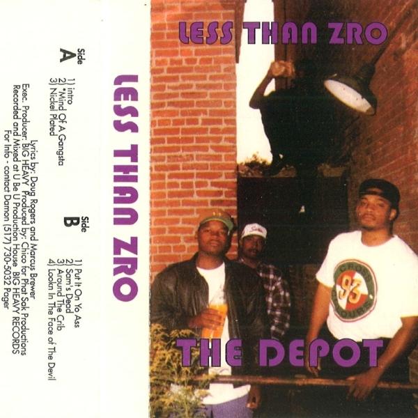 Less Than Zro - The Depot