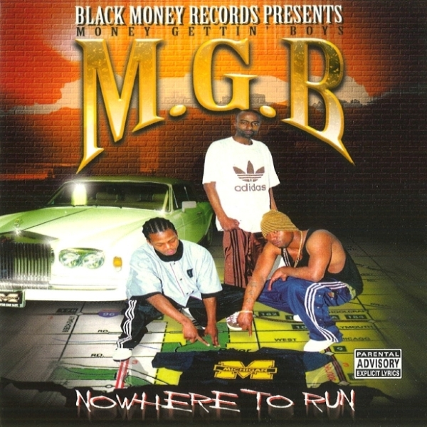 M.G.B. - Nowhere To Run